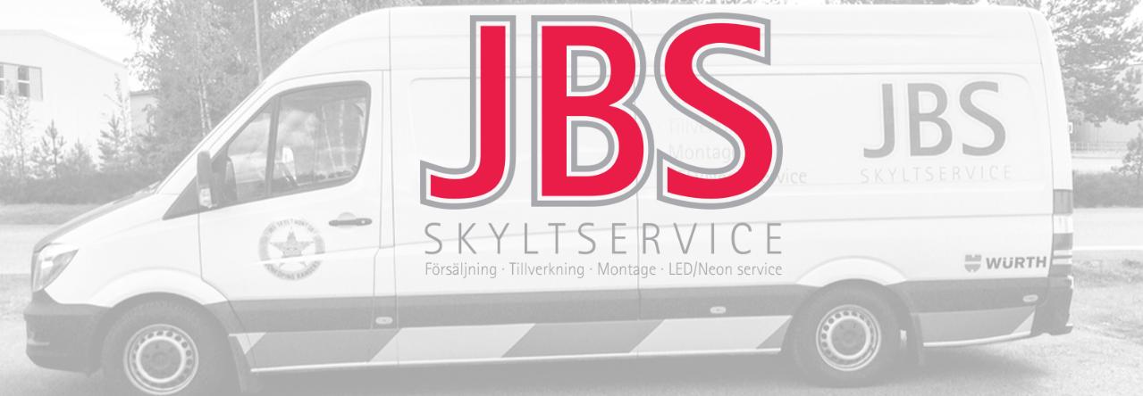 JBS Skyltservice
