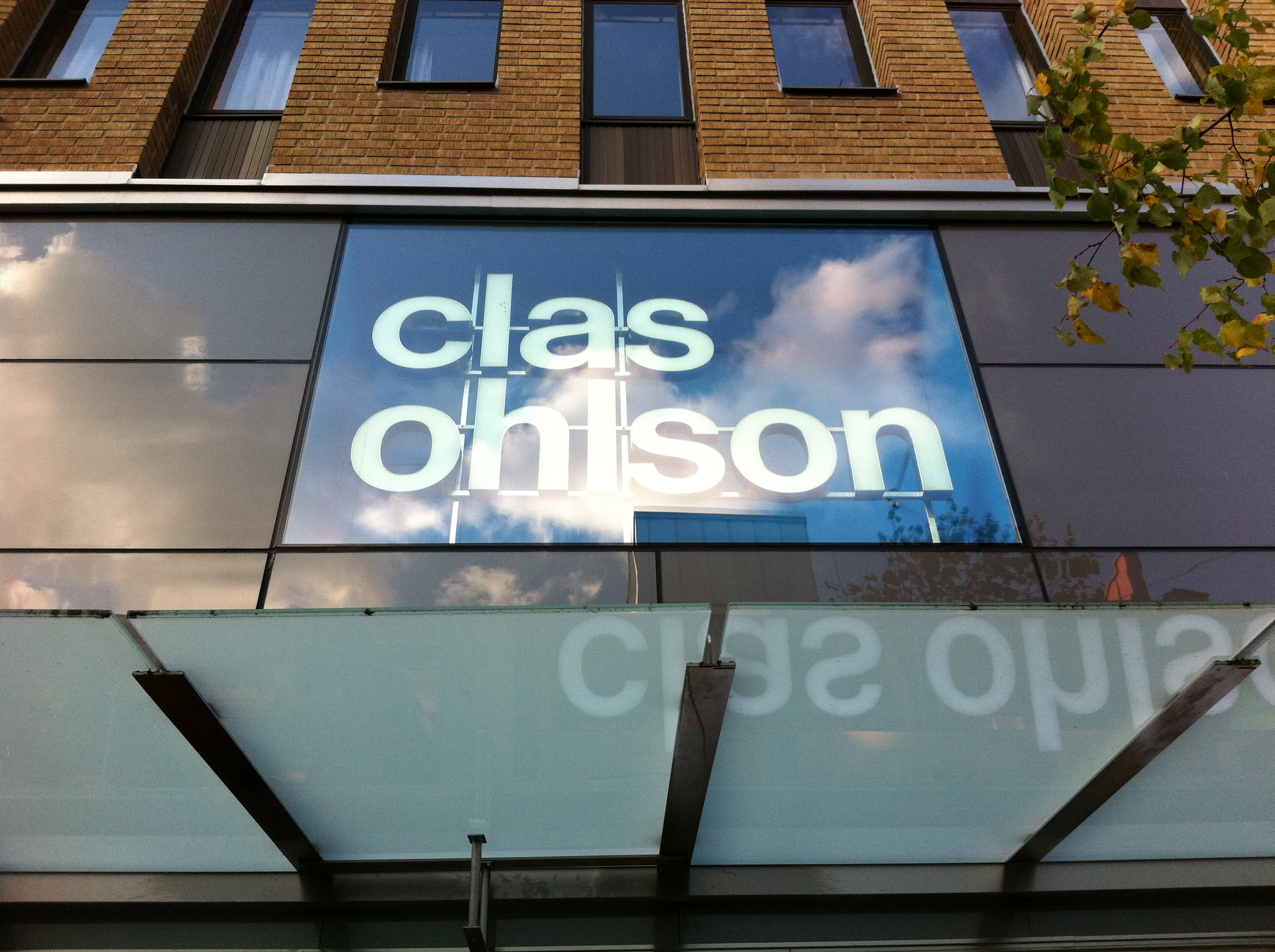 Montage Clas Ohlson